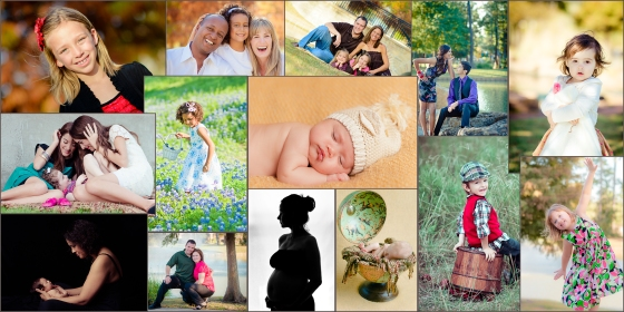 Photo sessions in Humble, TX; Kingwood, TX; Houston TX